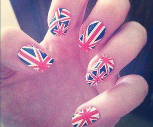 nails, london, and british image