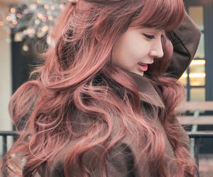 hair, 2ne1, and ulzzang image