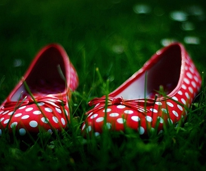 shoes, red, and cute image