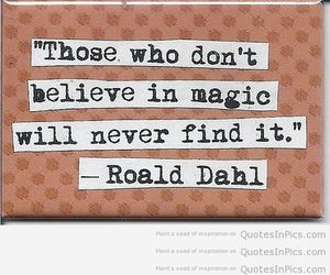 find, magic, and quote image