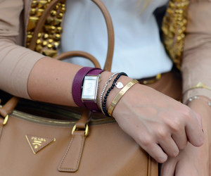 bracelet, chiara ferragni, and fashion image