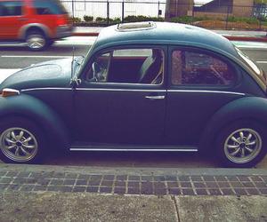 beetle, bug, and car image