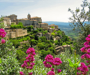 europe, travel, and provence image
