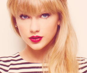 Taylor Swift, red, and eyes image