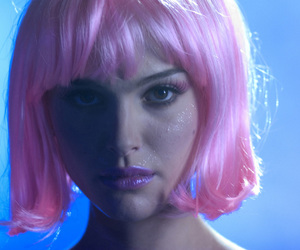 natalie portman, closer, and pink image