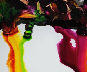 colors and tie dye image