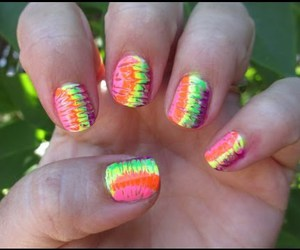 awesome, tie dye, and cool image