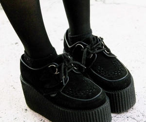 creepers, fashion, and shoes image