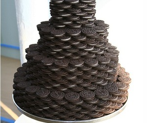 Cookies, mountain, and oreos image