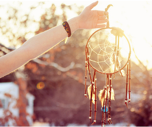dreamcatcher, Dream, and photography image