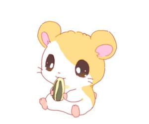 hamtaro and cute image