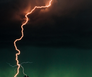 storm, nature, and photography image