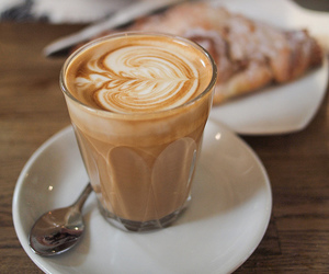 coffee and mornings image