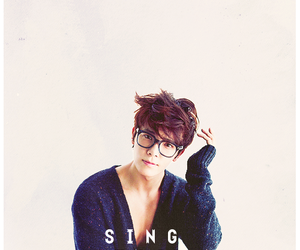 boy, donghae, and k-pop image