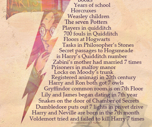 7, potter, and harry image