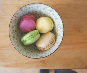 colourful, french, and Cookies image