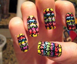 fashion and nail art image