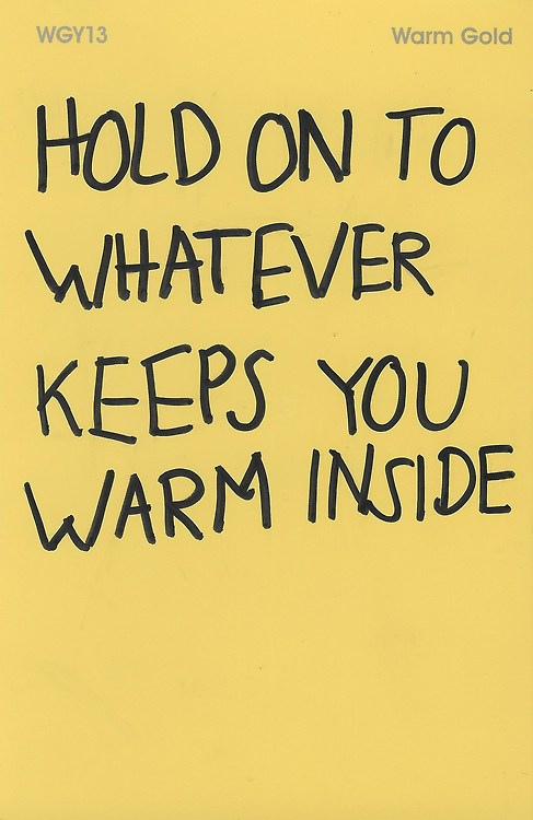 Keep me warm love quotes