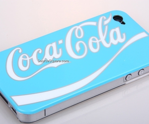 blue, coca-cola, and carcase image