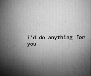 quote, you, and anything image