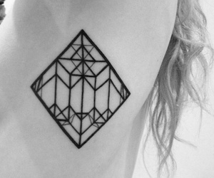 tattoo, black, and black and white image