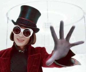johnny depp, Willy Wonka, and movie image