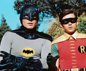 batman and robin image