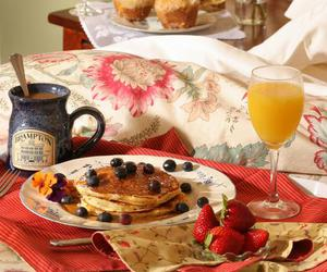 food, meal, and breakfast image