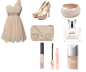 crem, dior, and shoes image