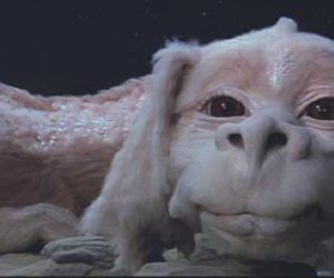 amigurumi, The Neverending Story, and falcor never ending story image