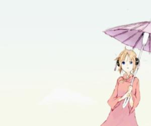 drawing, gintama, and kagura image