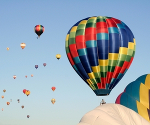 air, background, and balloon image