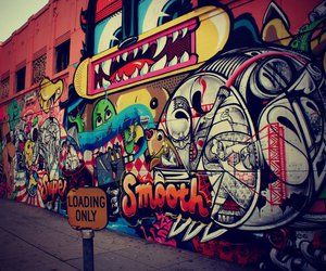 art, graffiti, and street image