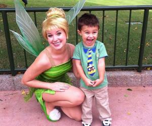 disney, tinkerbell, and happy image