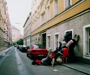 funny and street image