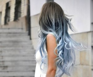 girly sexy hair image