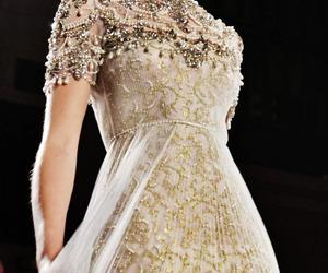 fashion, dress, and Marchesa image