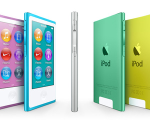 <3, colors, and ipod image