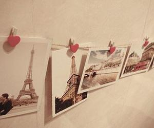 paris, love, and photo image
