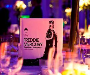 Freddie Mercury, breaakthru, and the great pretender image