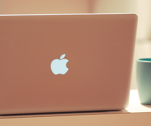 apple, mac, and laptop image