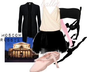 ballet, clothes, and Polyvore image