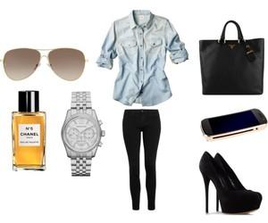 chanel, fashion, and Giorgio Armani image