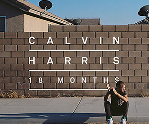calvin harris, music, and 18 months image