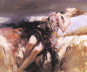2001, pino daeni, and art image