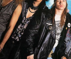 steven izzy and axl image
