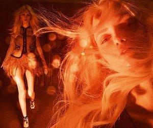 fashion, Bruno Dayan, and model image