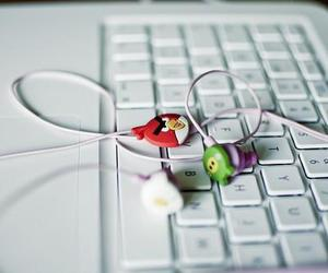 angry birds, bird, and cool image