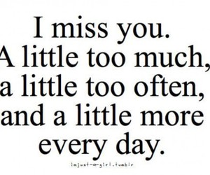 30 Images About I Miss You More Than You Think On We Heart It