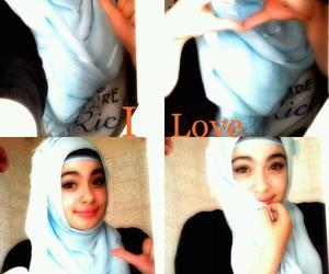 hijab, i, and my image